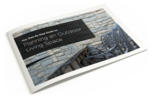 Fire Pie's planning guide for outdoor living spaces.